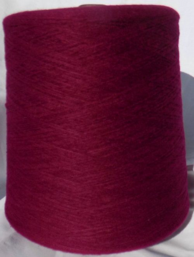 High Bulk Yarn 2/28s - Wine 1400g